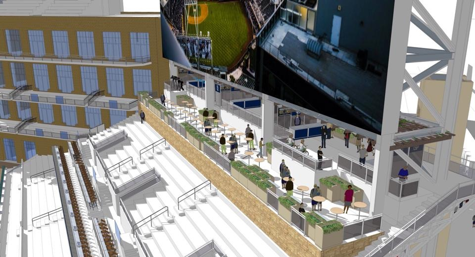 39 out of left field 39 padres announce plans for new high for Terrace in a sentence