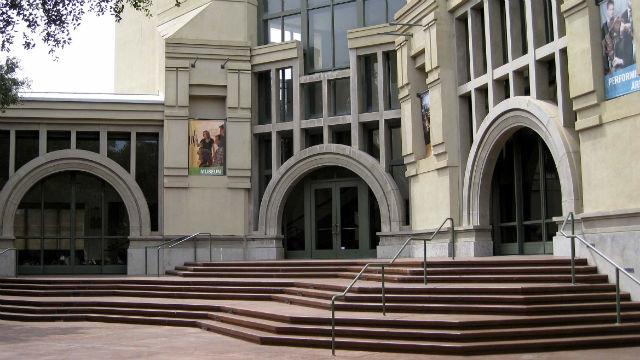 The California Center for the Arts in Escondido. Photo courtesy of the center