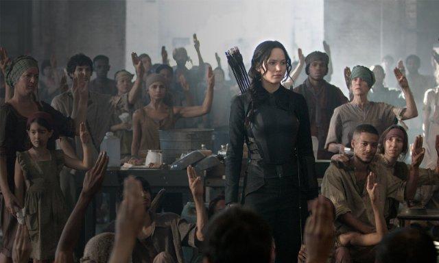 Hunger Games - Mocking Jay