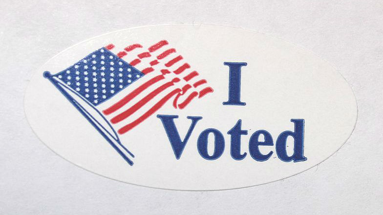 I Voted Stickers Gets You Free Stuff Today Nov 6