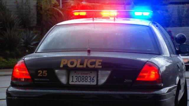 A San Diego police cruiser. Photo by Chris Stone