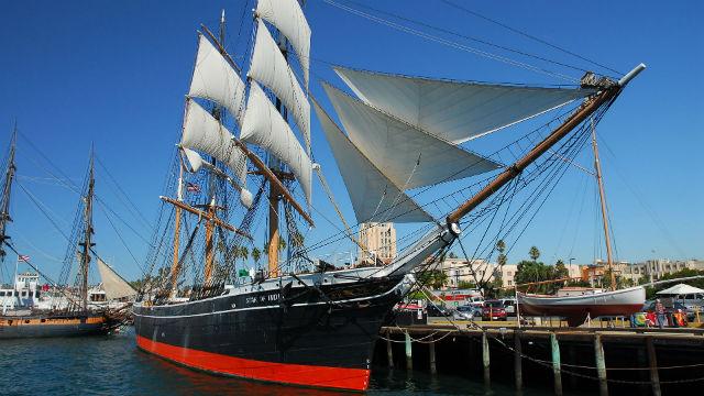World S Oldest Active Ship Celebrates 151st Birthday In