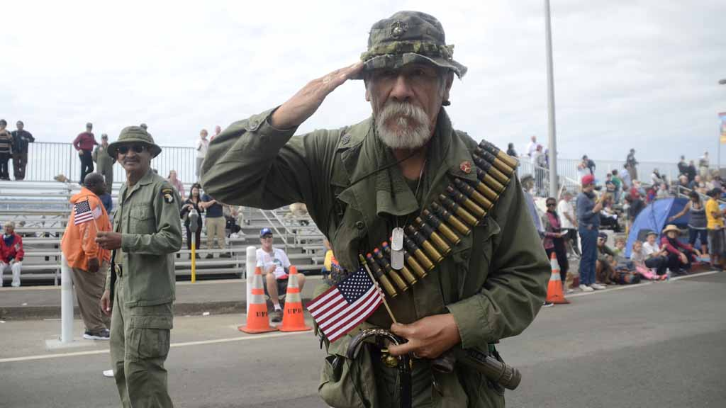 Veterans at S.D. Parade Bemoan Youthful Indifference to ...