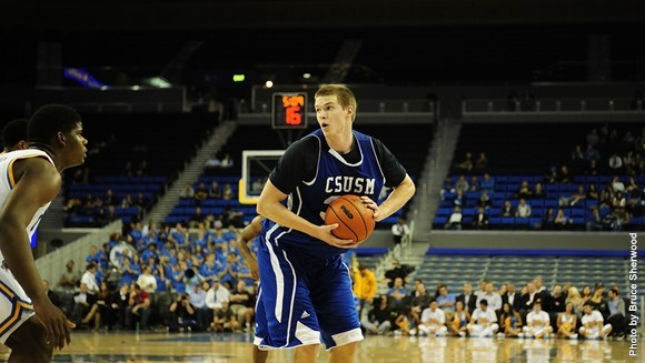 The Cal State San Marcos men's basketball team is off to an 8-0 start this season. Photo Courtesy of aiisports.com.