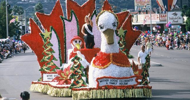 Mother Goose Parade. Courtesy photo