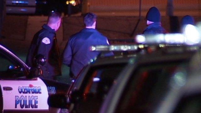 Oceanside Police. Courtesy of Fox 5 News.