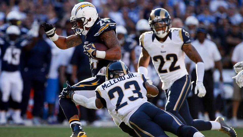 Gilchrist Pick Seals Chargers Victory In Thriller Against