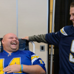 Chargers blood drive