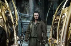 """Scene from official trailer to """"The Hobbit: The Battle of the Five Armies."""" Image from video"""