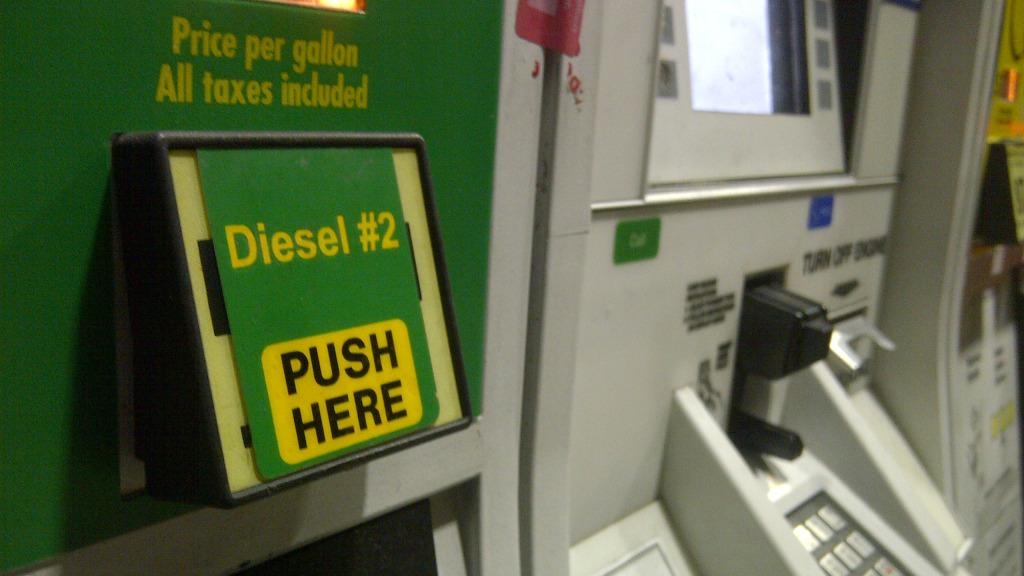 Sedikit Perubahan untuk San Diego County Harga Gas