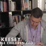 Invisible Children CEO Ben Keesey