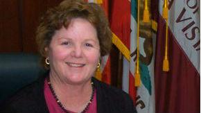 Chula Vista Mayor Cheryl Cox. Courtesy of the city