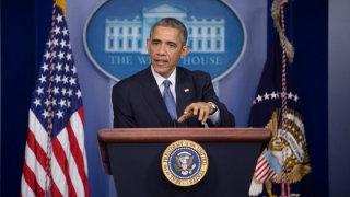 Obama press conference 16-9