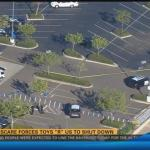 Toys R Us bomb scare