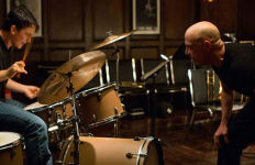 """A scene from the movie """"Whiplash."""" Courtesy of Sony Pictures"""
