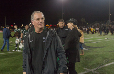 Oceanside football Head Coach John Carroll. Courtesy of osidenews.com