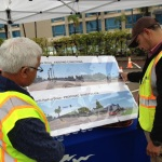 Harbor Drive road realignment