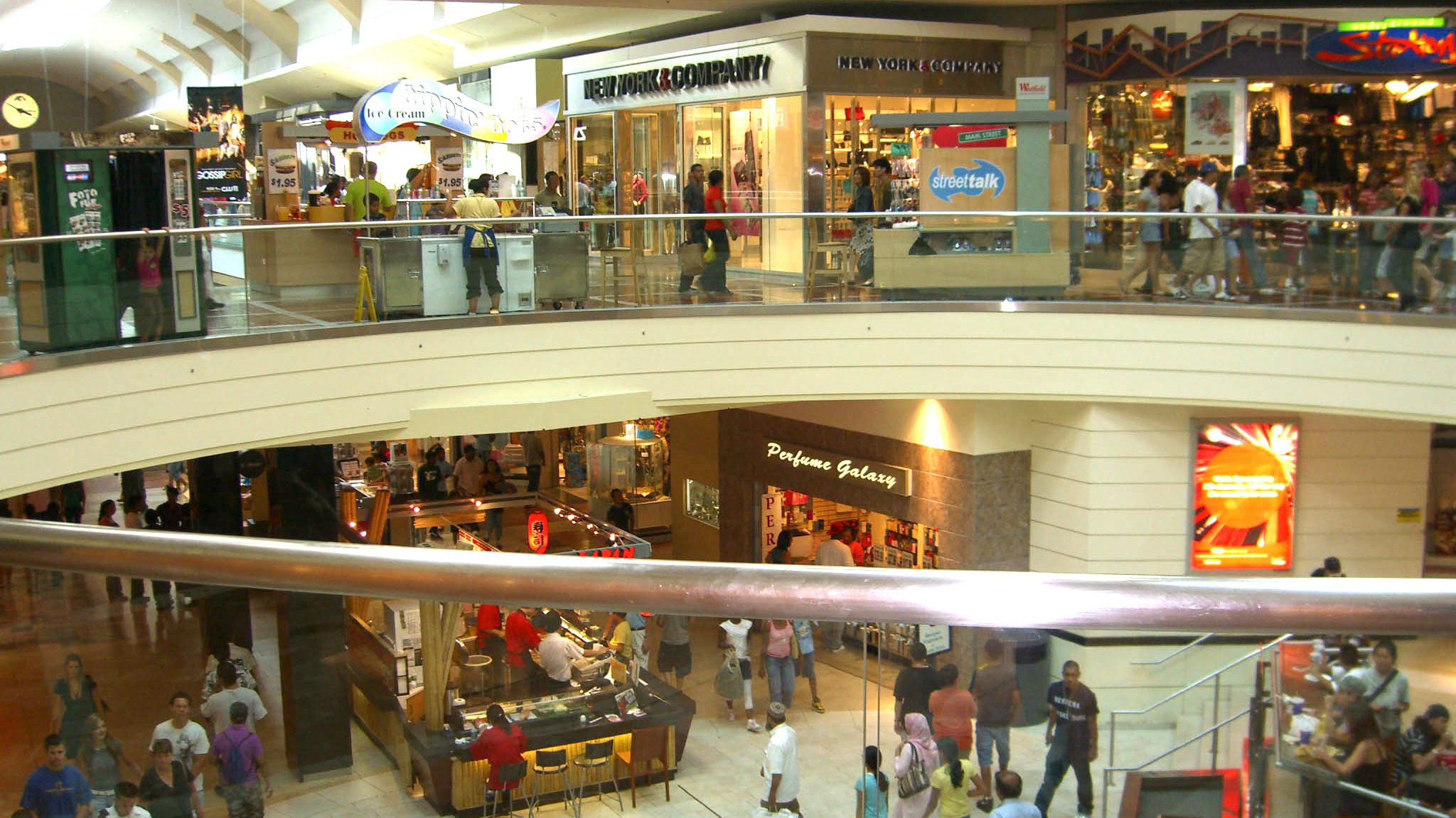 Mall Fire Attributed to Overloaded Electrical Outlet - Times of San ...