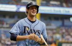 Future San Diego Padres outfielder and 2013 American League Rookie of the Year Wil Myers. Courtesy of Jacksonville.com