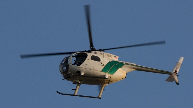 Border Patrol Chopper