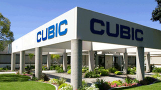 Cubic Corp. headquarters in Kearny Mesa. Courtesy Cubic