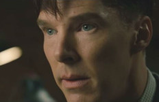 "Benedict Cumberbatch as British mathematician Alan Turing in ""The Imitation Game."" Image for official trailer"