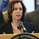 Kamala Harris announces statewide gun weep