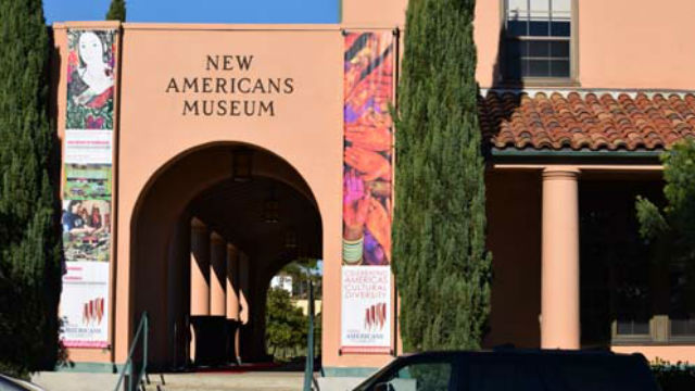 The New Americans Museum at Liberty Station. Photo by Donald H. Harrison