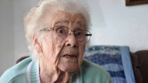 Francis and her husband each contributed to the war effort but didn't know of each others' work until 30 years later.