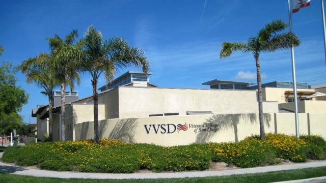 Veterans Village of San Diego. Photo via Wikimedia Commons