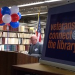 Veterans Village at Library