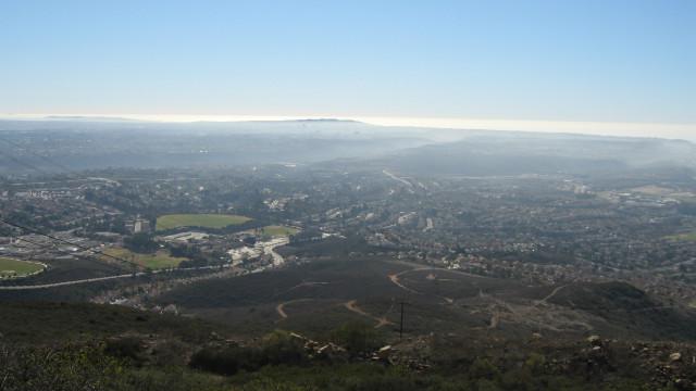 Black Mountain Park. Photo courtesy Wikimedia Commons.