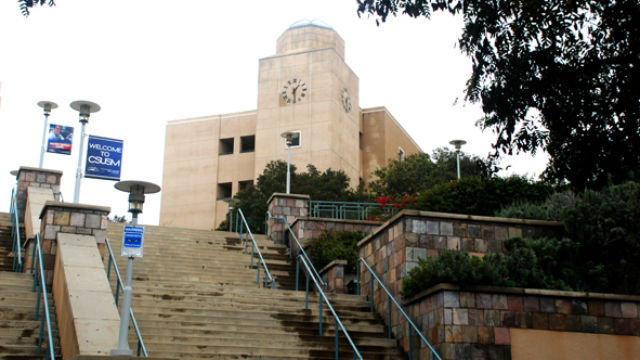 California State University San Marcos. Photo by Chris Stone