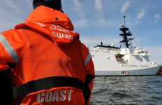 Active duty Coast Guard personnel would be required to work without pay in the event of a shutdown of the Department of Homeland Security. Coast Guard photo