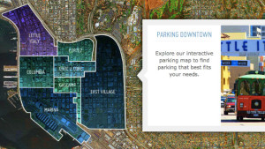 downtownsandiego.org has been helping with parking on its website.