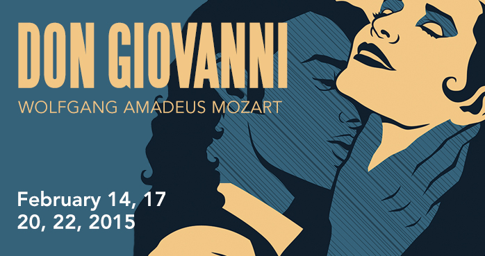 'Don Giovanni,' the opera about this legendary Italian Lothario opens on Valentine's Day at the San Diego Opera. Courtesy image