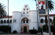 San Diego State University, Hepner Hall. Photo by Chris Stone