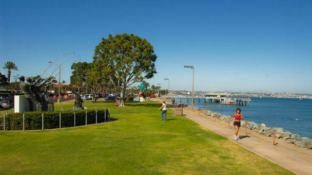 Shelter Island Shoreline Park