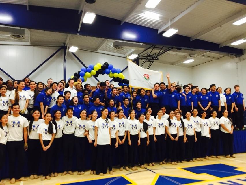 Mira Mesa High School Marching Band