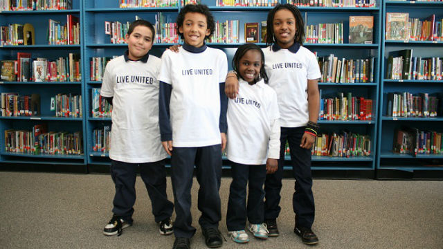 United Way is focused on helping San Diego youth through third grade. Photo courtesy United Way