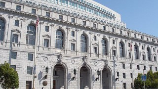 California Supreme Court Building