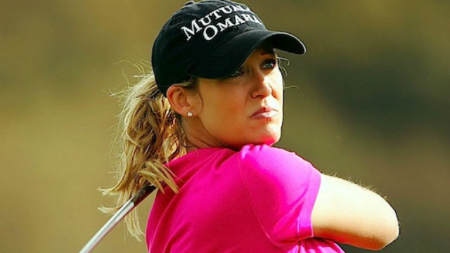 Golfer Cristie Kerr. Photo courtesy of her website