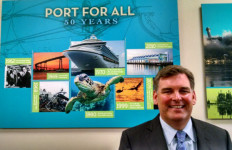 Port of San Diego Chairman Dan Malcolm. Photo by Chris Jennewein