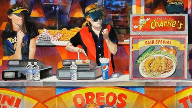 """Totally Fried"" by Ken Goldman"