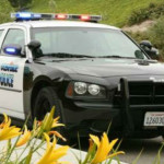 Oceanside Police cruiser
