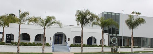 The Oceanside Museum of Art. Photo courtesy of the museum