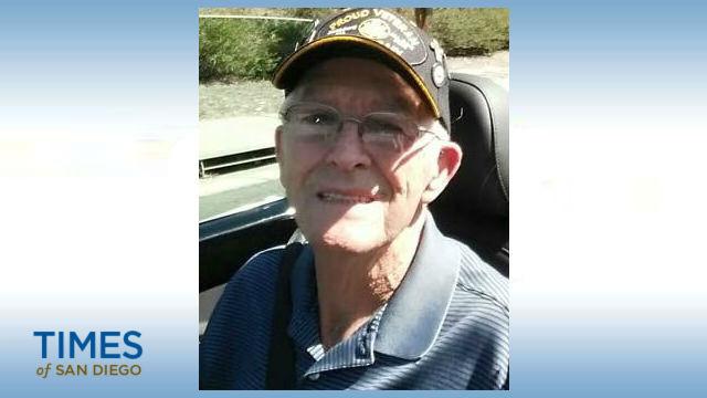 Photo of missing Murrieta resident Robert Cricks. Courtesy Riverside County Sheriff's Department
