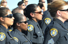 San Diego Police officers. Courtesy U.S. Department of Transportation