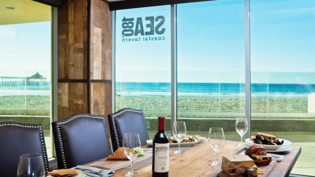 8 San Diego Restaurants Among America S 100 Most Scenic