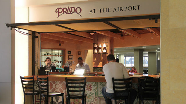 Classic San Diego Restaurant The Prado Opens At Airport